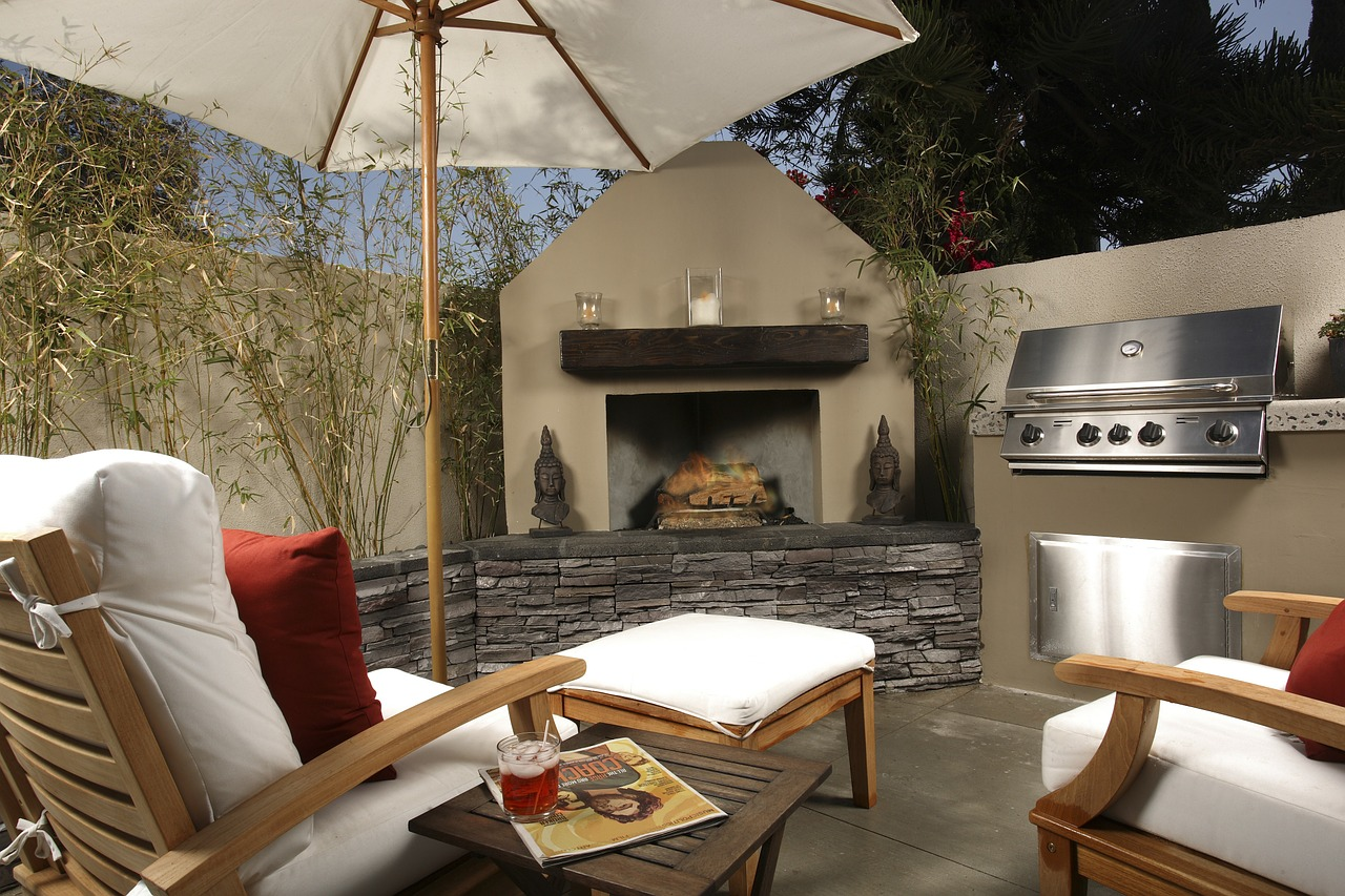 Home Improvement Ideas For The Summer Smartdraw Blog