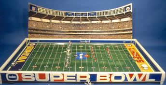 "Photo link to ""The Unforgettable Buzz"" book  about the history of electric football"
